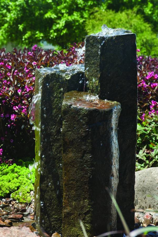 Aquascape Stone Fountains