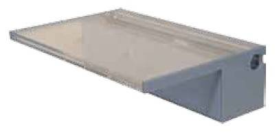 ProEco Products Acrylic Waterfall Weirs