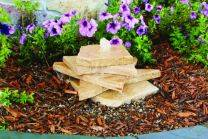 Aquascape Stone Fountain - AquaRock Sandstone Kit - EXTRA FREIGHT CHARGES APPLY