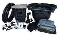 Aquascape PRO Large Pond Kit - 21' x 26' - AquaSurge PRO Pump - FREE SHIPPING