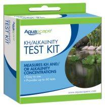 Aquascape KH/Alkalinity Test Kit - 60 Strips