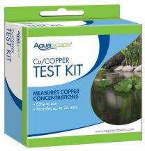 Aquascape Copper Test Kit - 25 Strips