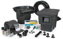 Atlantic Water Gardens 6' x 11' Professional Pond Kit, Small, with TW3700 Pump