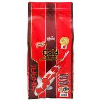Hikari Gold Koi & Fish Food Diet - Large Pellets - 22 lbs.