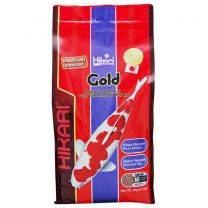 Hikari Gold Koi & Fish Food Diet - Medium Pellets - 22 lbs.