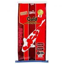 Hikari Gold Koi & Fish Food Diet - Mini Pellets - 22 lbs.