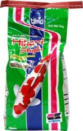 Hikari Staple Koi & Fish Food Diet - Large Pellets - 22 lbs.