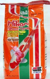 Hikari Wheat Germ Koi & Fish Food Diet - Large Pellets - 33 lbs.