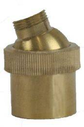 ProEco Brass Ball Joint 1 1/2'' FPT