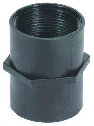 "Female Pipe Coupling - 1/2"" FPT X 3/4"" FPT"