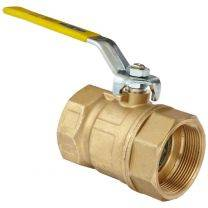 ProeEco Products Brass Ball Valve 2'' FNPT