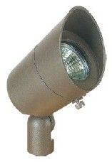 ProEco Products Brown Aluminum Accent Light