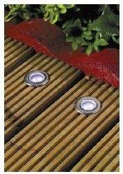 ProEco Products Stainless Steel Deck Lights - Set of 4