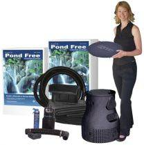Savio 8 Ft. PondFree Waterfall Package