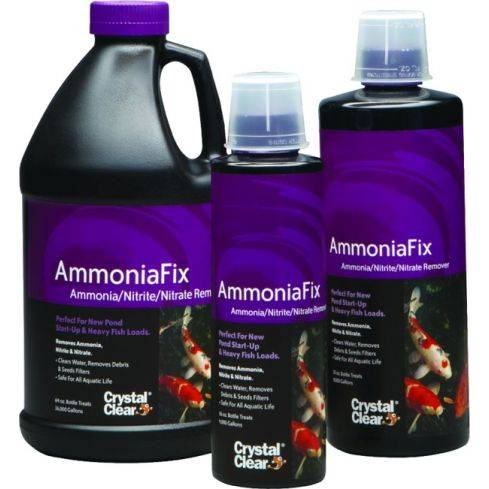Crystal Clear Ammonia Fix - 16 oz.