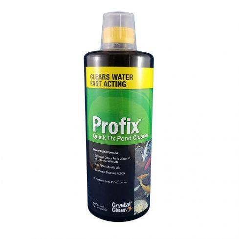 CrystalClear ProFix™ (formerly D-Solv9) - 2.5 Gallon