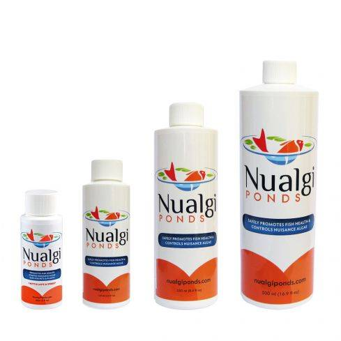 Nualgi Ponds 125ml Bottle