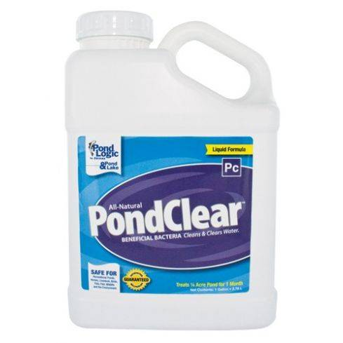 Pond Logic Pond Clear - 1 Gallon