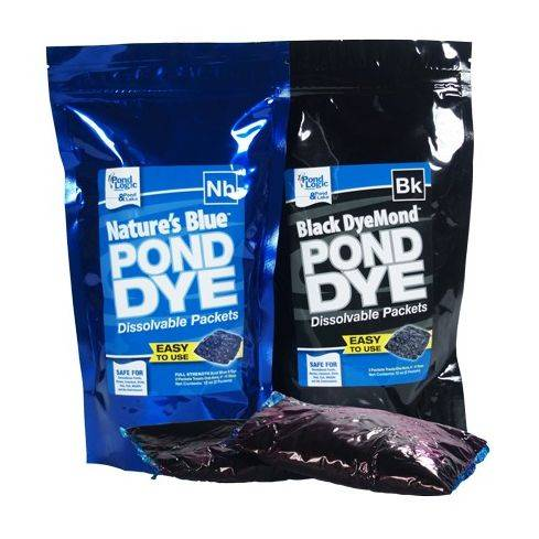 Pond Logic Nature's Blue Pond Dye Packets -  16 Packets