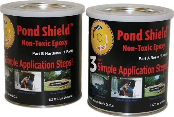 Pond Armor Epoxy Pond Seal