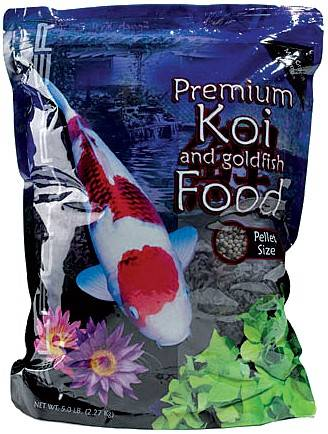 Fish and Koi Food