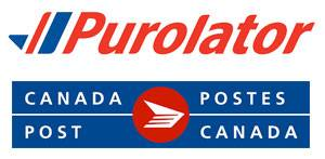 Purolator and Canada Post